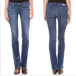 • AG • Olivia Skinny Bootcut Jeans 14 Years